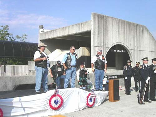 2004 9/11 Remembrance Ride