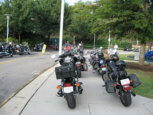 2010 9/11 Remembrance Ride