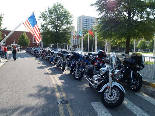 2014 9/11 Remembrance Ride